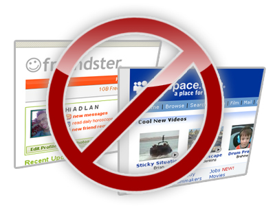 Internettet ingen adgang