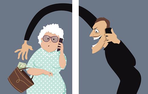 Telefonsvindel